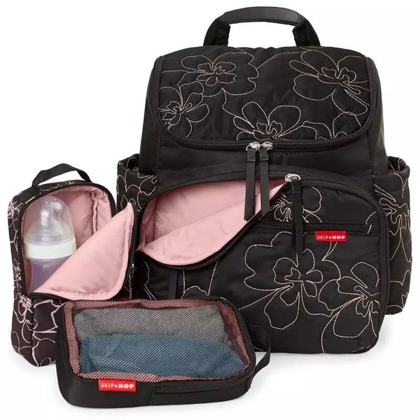 View larger image of Forma Backpack Diaper Bag