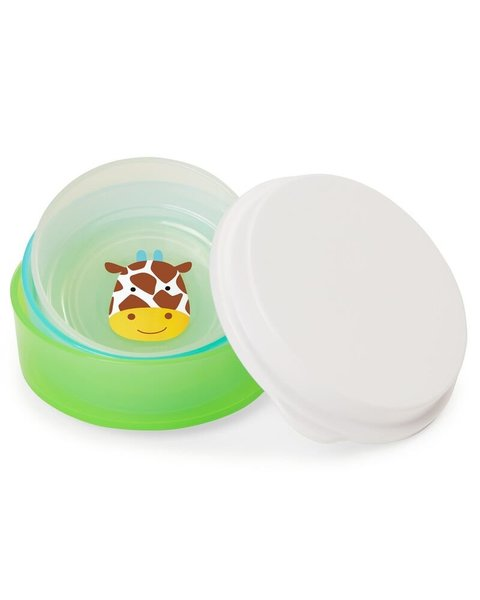 View larger image of Zoo Smart Serve Non-Slip Bowl Set - 3-Pk