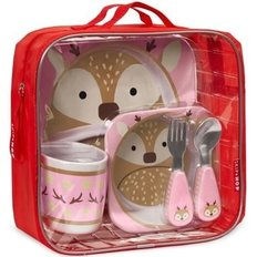 Zoo Winter Mealtime Gift Sets