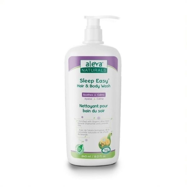 View larger image of Sleep Easy Hair & Body Wash 240ml