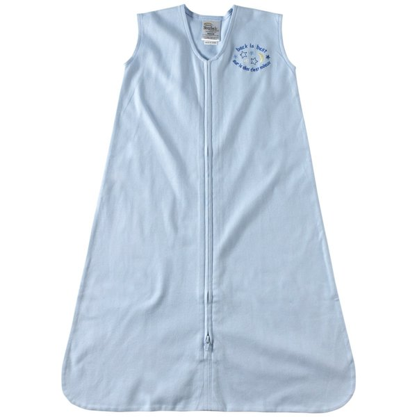 View larger image of Wearable Cotton Blanket - Blue