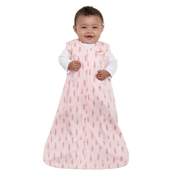 View larger image of SleepSack - Pink Feather 0.5 T