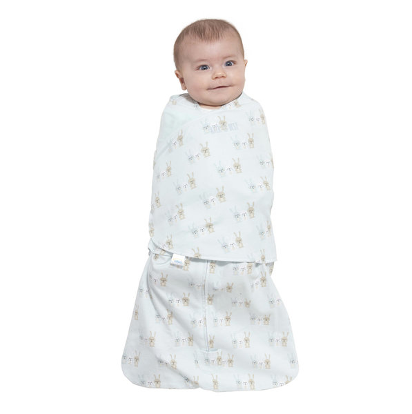View larger image of SleepSack Swaddle 1.5T-Blue -Newborn