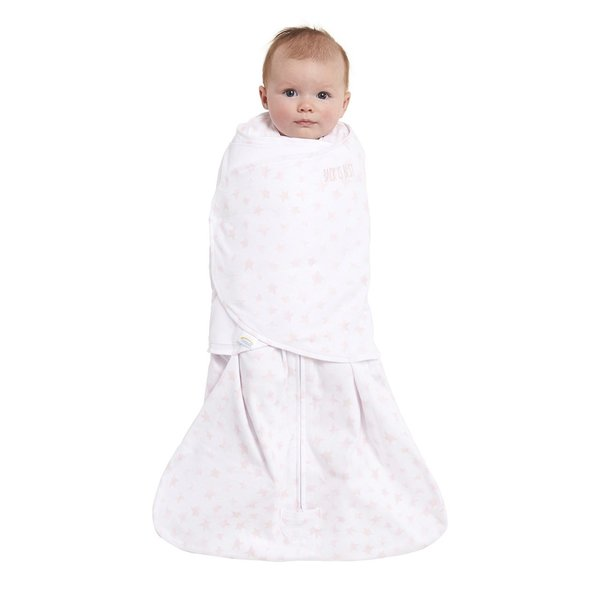 View larger image of Platinum Swaddle – Blush