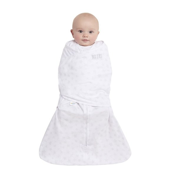 View larger image of Platinum Swaddle - Grey