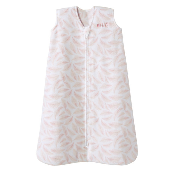 View larger image of Sleepsack Wearable Blanket - Micro Fleece - Pine Pink - S