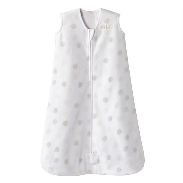 View larger image of Wearable Blanket - Fleece - Sketch White - M