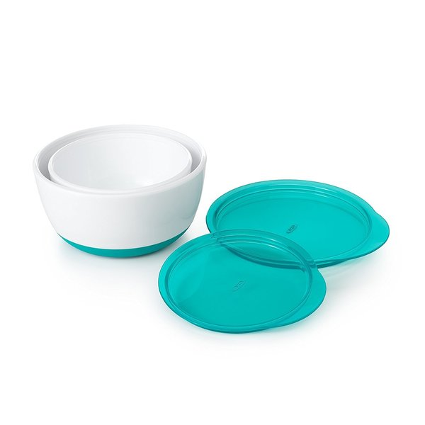 View larger image of Small & Large Bowl Set - Teal