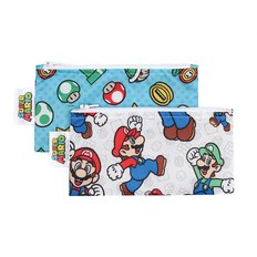 Snack Bag Small- Nintendo