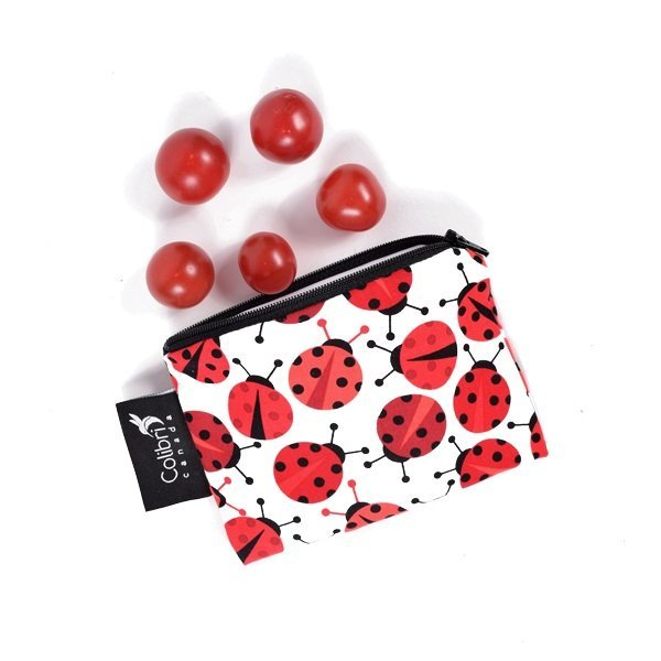 View larger image of Small Snack Bag - Lady Bugs