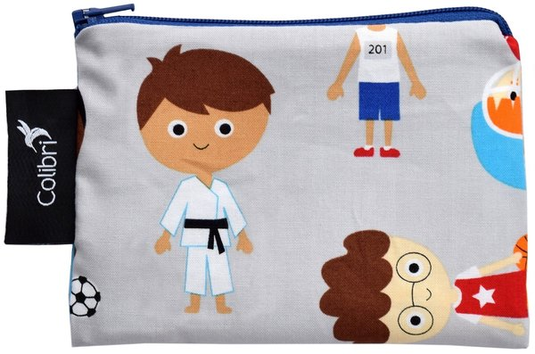 View larger image of Small Snack Bag - Sports Boy