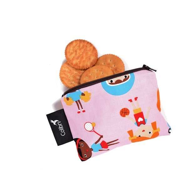 View larger image of Small Snack Bag - Sports Girl