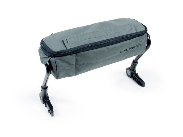View larger image of Snack Pack Double Stroller Caddy - Dawn Grey