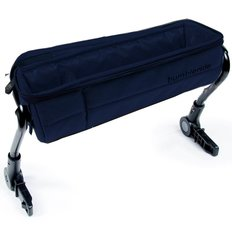 Snack Pack Double Stroller Caddy - Maritime Blue