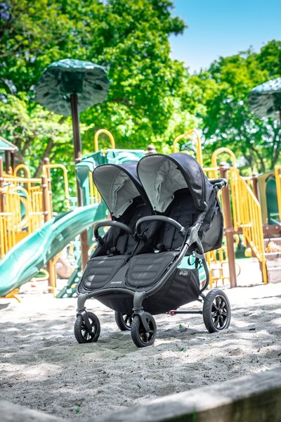 View larger image of Snap Duo Trend Sport Double Stroller