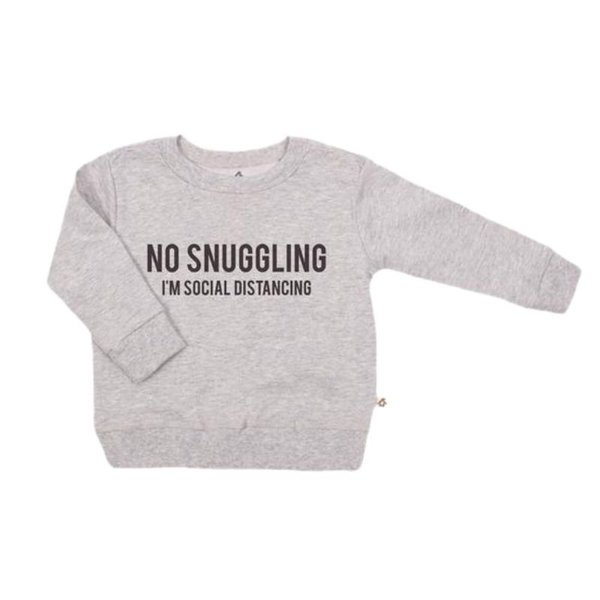 View larger image of No Snuggling Social Distancing Pullover