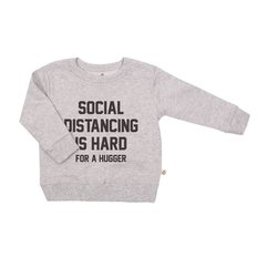 Social Distancing Is Hard Pullover