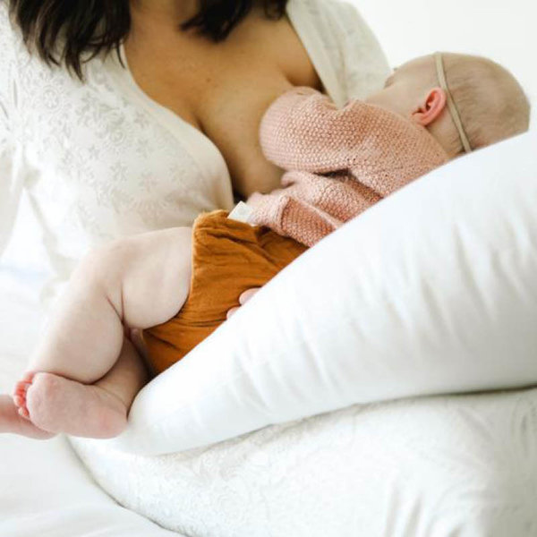 View larger image of Feeding + Support Pillow