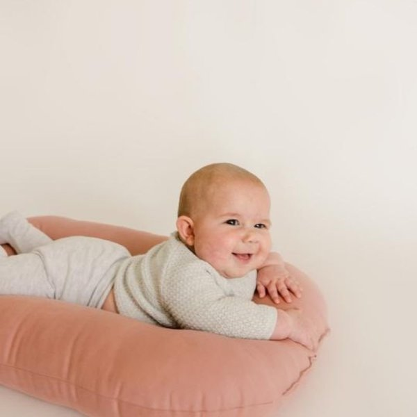 View larger image of Organic Infant Lounger