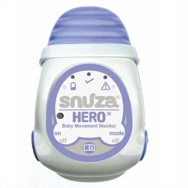 View larger image of Snuza Hero SE Portable Baby Monitor