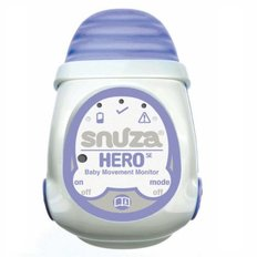 Snuza Hero SE Portable Baby Monitor