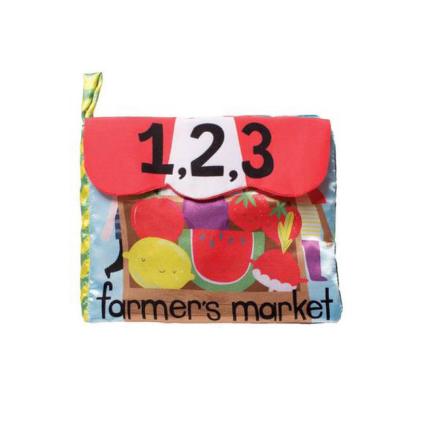 View larger image of Soft Book - Farmer's Market Counting