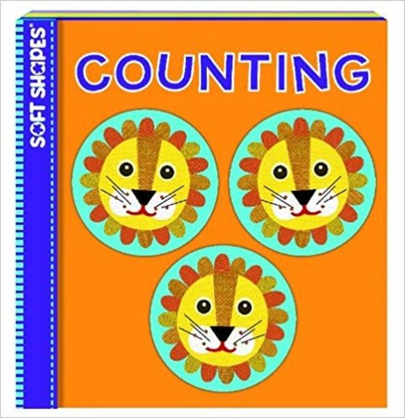 View larger image of Soft Shapes Originals Foam Book - Counting