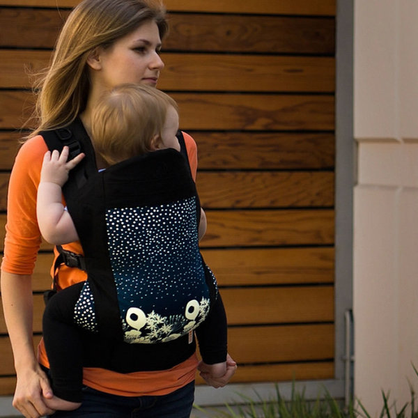 View larger image of Soleil Baby Carrier - Twilight