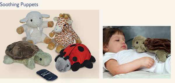 View larger image of Soothing Puppet - Lady Bug