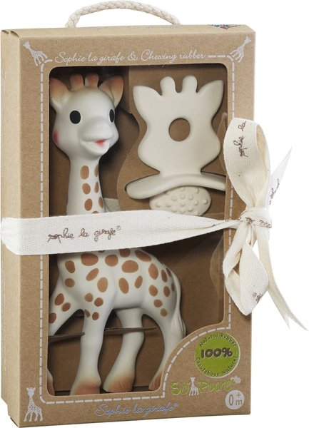 View larger image of Sophie La Girafe and Girafe Teether