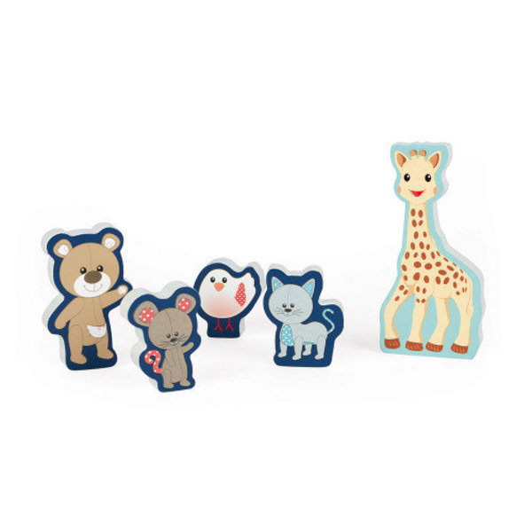 View larger image of Sophie la Girafe Chunky Puzzle