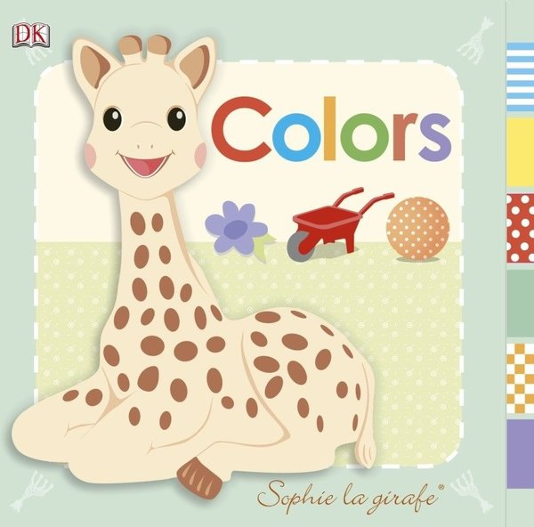 View larger image of Sophie La Girafe - Colors