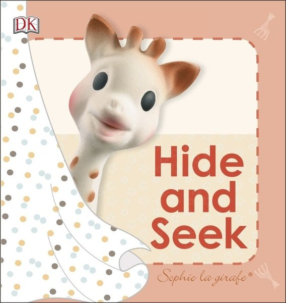 View larger image of Sophie La Girafe - Hide and Seek