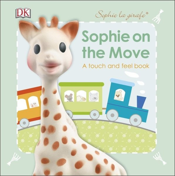View larger image of Sophie La Girafe - On The Move