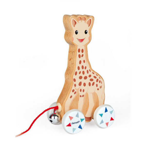 View larger image of Sophie la Girafe Pull-Along Toy