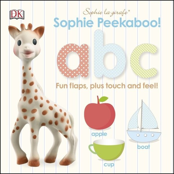 View larger image of Sophie Peekaboo ABC
