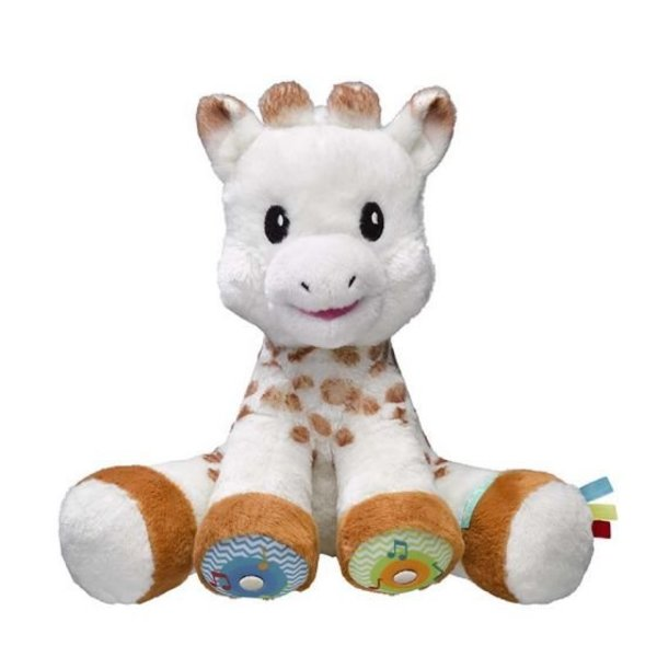 View larger image of Sophie Touch Musical Plush