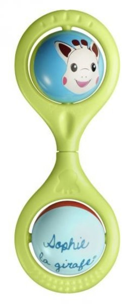 View larger image of Sophie Twist Rattle