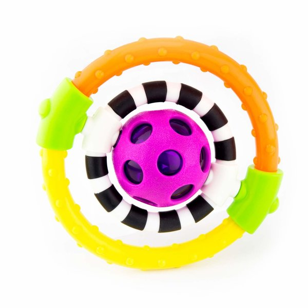 View larger image of Spin & Chew Ring Rattle