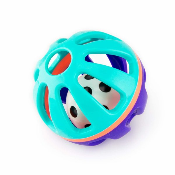 View larger image of Squish & Chime Ball Toy