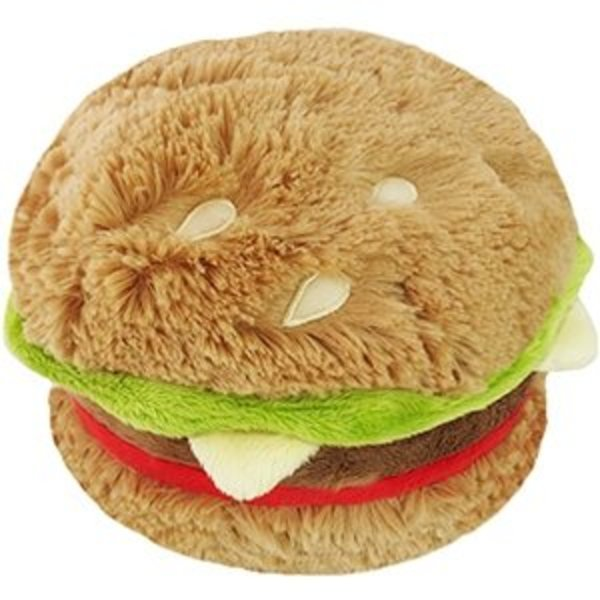 View larger image of Squishable Comfort Food - Hamburger