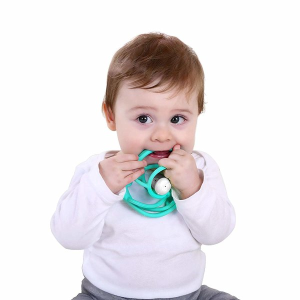 View larger image of Squishy Rattle Teether