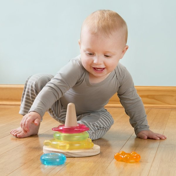 View larger image of Stacking Teether Tower