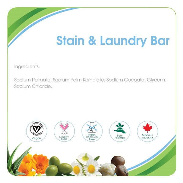 View larger image of Stain & Laundry Bar - 200g