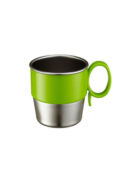 View larger image of Stainless Cup - Green