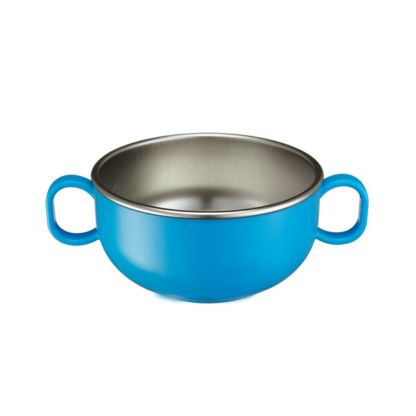 View larger image of Stainless Starter Bowls - Blue