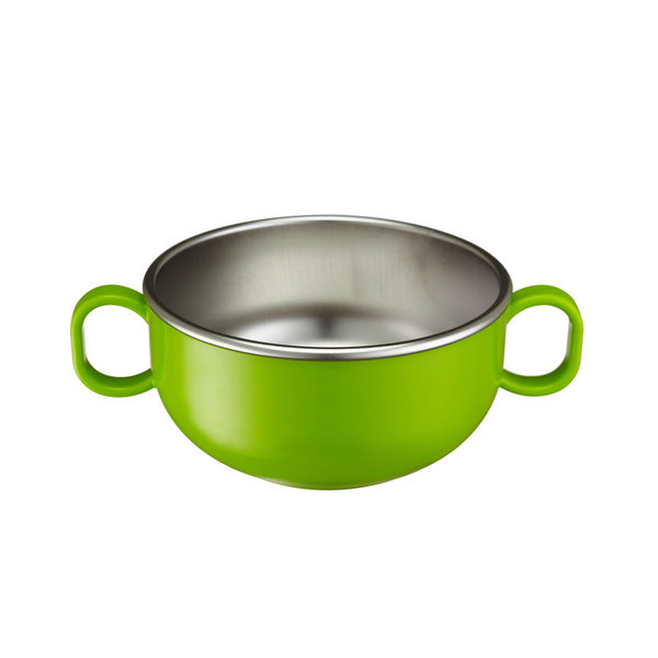 View larger image of Stainless Starter Bowls - Green