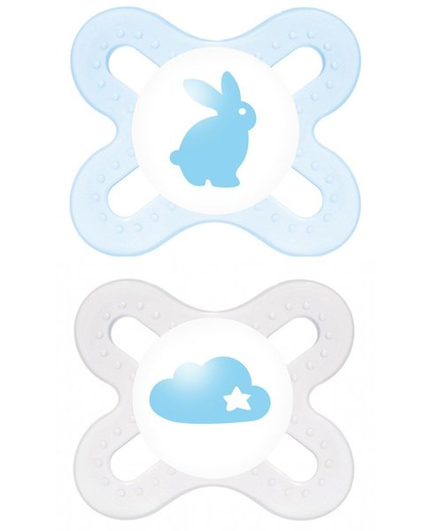 View larger image of Start Pacifier - Blue