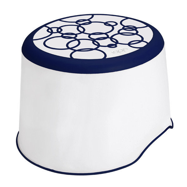 View larger image of Step Stool-White/Grey