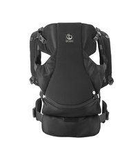 MyCarrier Front and Back Carrier - Black Mesh